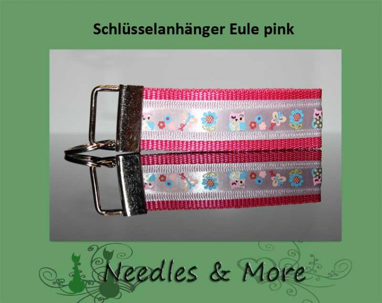 Eule-pink