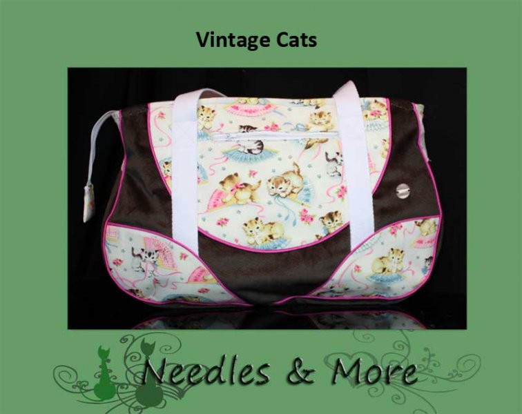 Modell-Vintage-Cats