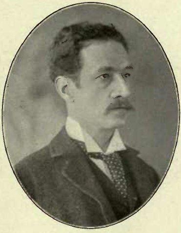 MR. LOUIS WAIN. (Photo : Lascelles & Co.)