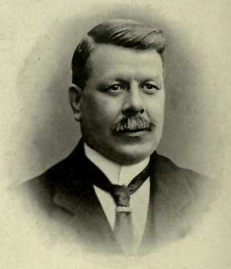 MR. T. B. MASON. (Photo: C. L. Eastlake, Leeits.)