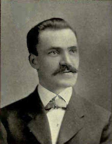 MR. V. W. WESTERN, THE SECRETARY OF THE SANDY CLUB SHOW. (Photo: Kingham, Bedford.)