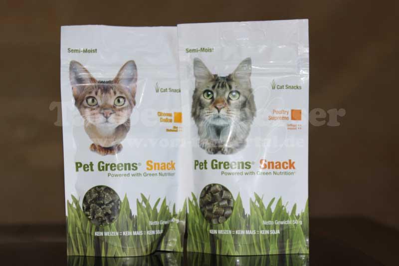 Pet Green Katzensnack