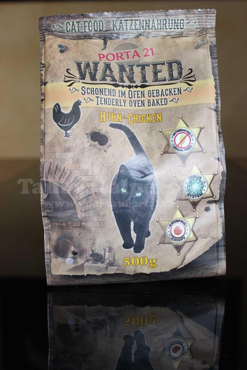 Katzenfutter Im Test Porta Wanted Taubertalperser - Porta 21