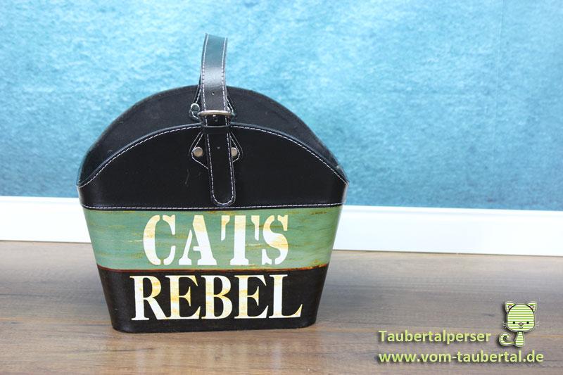 Produktvorstellung: D&D Cat Basket – Taubertalperser