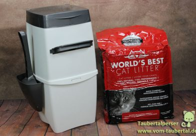 Katzenstreu im Test: World's Best Cat Litter Extra Strength