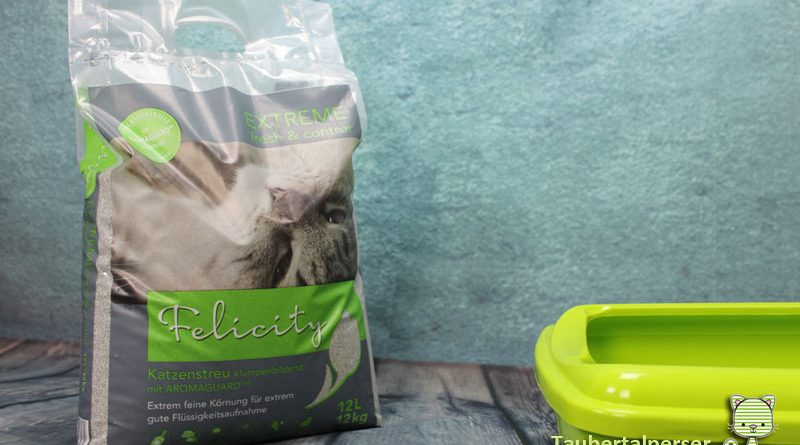 Felicity Extreme fresh & control Taubertalperser