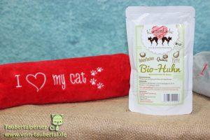 Katzenliebe Taubertalperser Katzenfuttertest