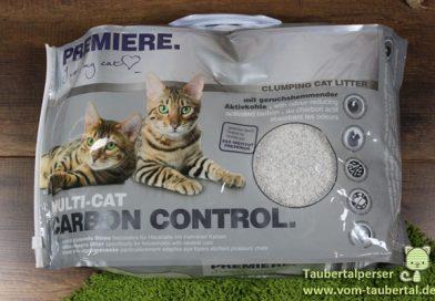 Katzenstreu im Test: Premiere PREMIERE Multi-Cat – Taubertalperser