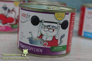 Anifit Taubertalperser Katzenfuttertest Futtertest