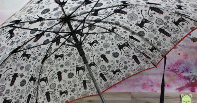 Zest Regenschirm Taubertalperser