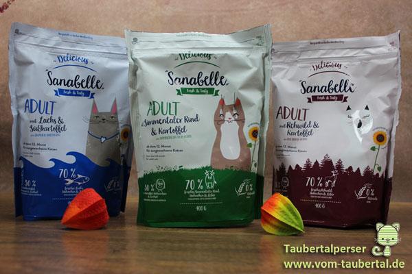Bosch Sanabelle Delicious Taubertalperser