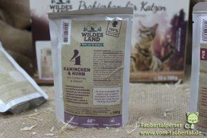 Katzenfutter im Test: Wildes Land Nassfutter Pouches – Taubertalperser