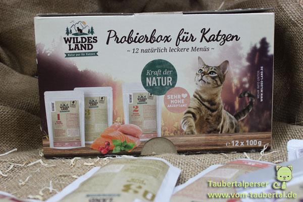 Wildes Land, Katzenfuttertest, Taubertalperser
