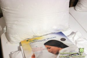 Mediflow, Taubertalperser, Produktvorstellung, schlafen, Kissen
