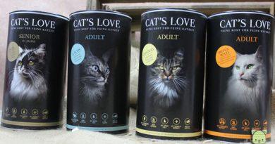Cats Love Trockenfutter, Taubertalperser, Futtertest