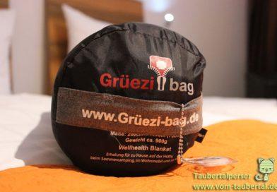 [Werbung] Gruezi Bag WellhealthBlanket Wool – Taubertalperser