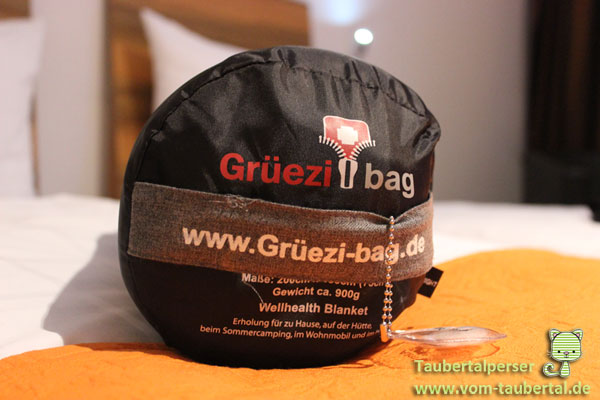 Gruezi Bag, Höhle der Löwen, Taubertalperser