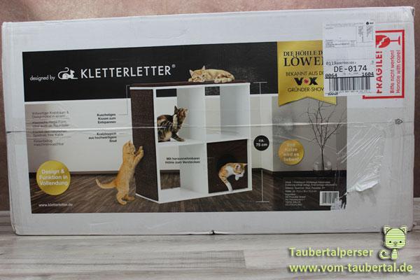 KletterLetter Taubertalperser Würfelregal