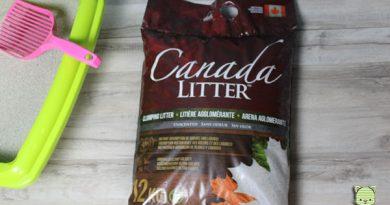 Katzenstreu, Taubertalperser, Canada Litter, Katzenstreutest