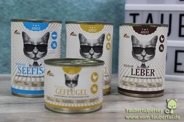 Möhrke Katzenfutter, Nassfutter, Katzenfutter, unabhängiger Katzenfuttertest, Taubertalperser