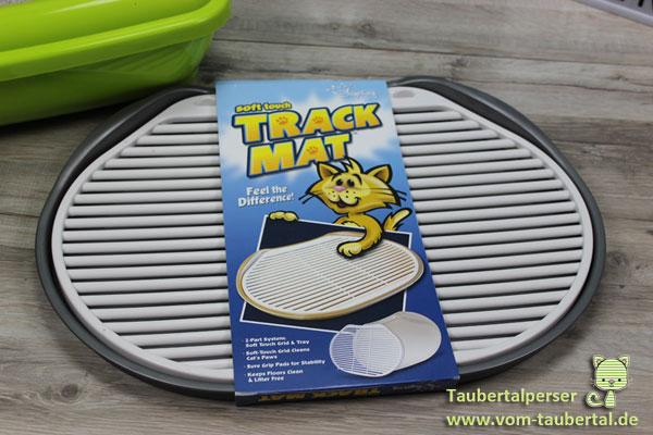 Soft Touch Track Mat, Produktvorstellung, Taubertalperser, Katzenklo