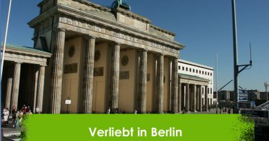 Verliebt in Berlin, BrandenburgerTor