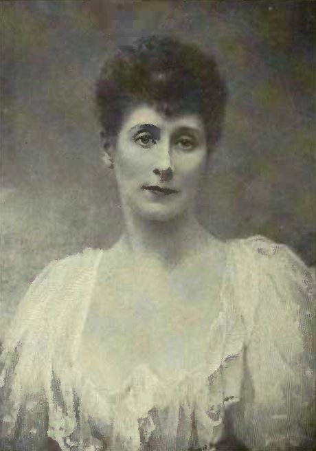 LADY MARCUS BERESFORD (From a painting by Eduard Huges)