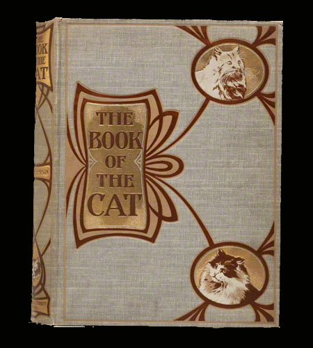 Book of the Cat by Frances Simpson