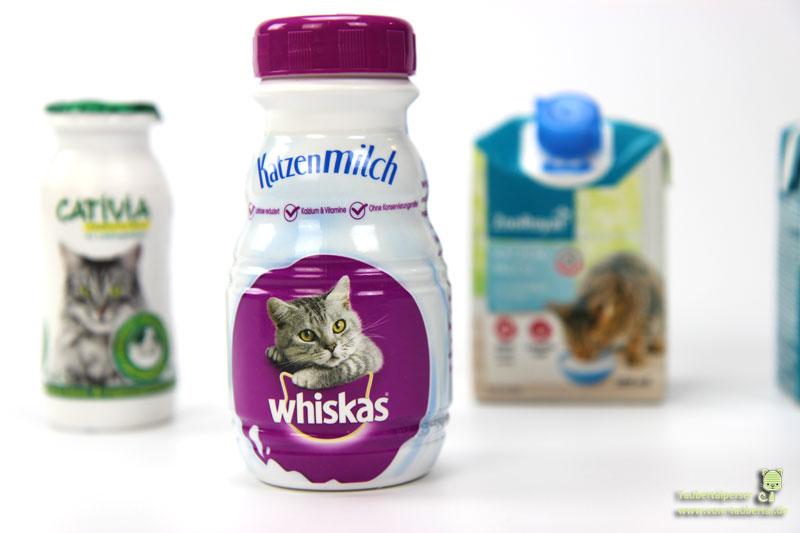 Katzenmilch, Whiskas, Taubertalperser