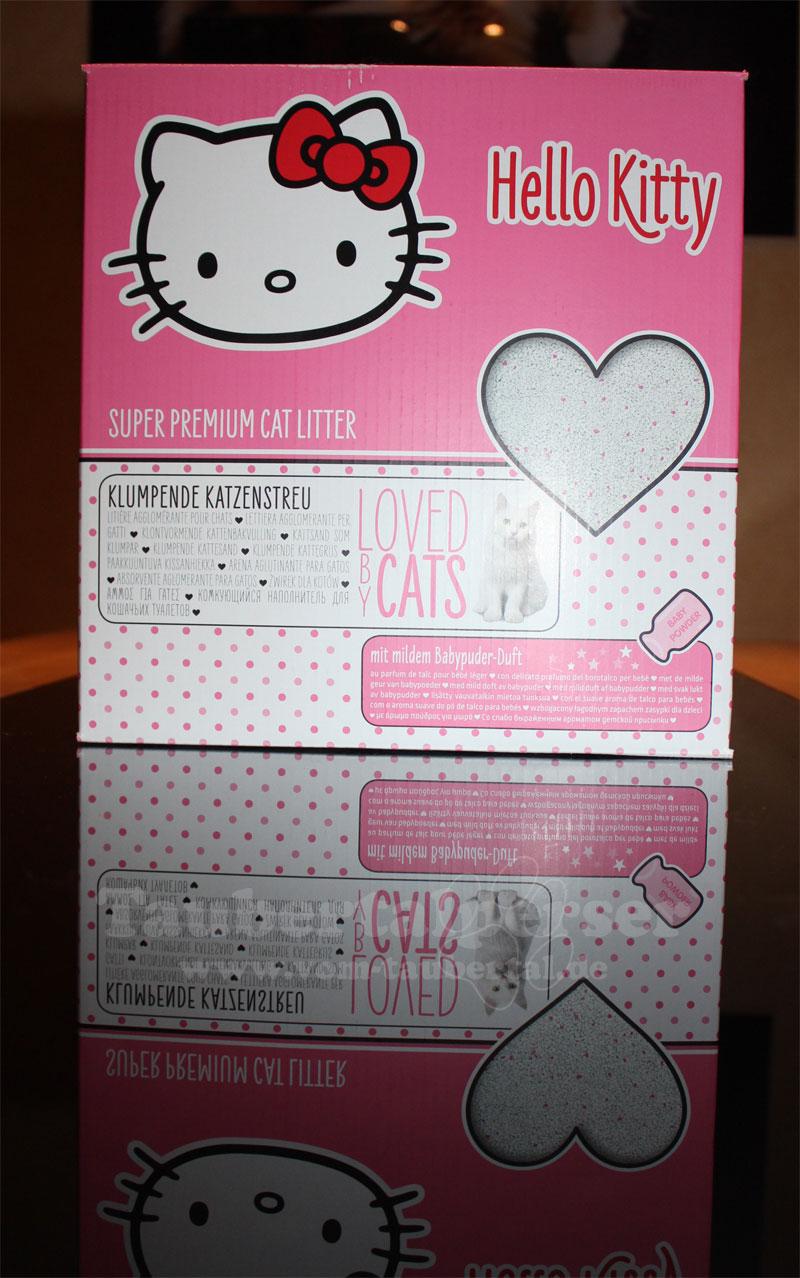 Hello Kitty Katzenstreu - Taubertalperser