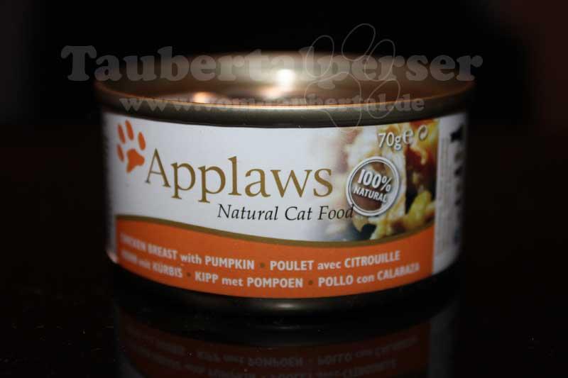 Applaws Natural Cat Food, Taubertalperser, Katzenfuttertest