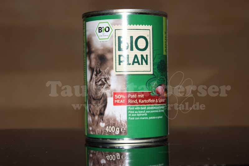Bioplan, Katzenfuttertest, Katzenfutter, Futtertest, unabhängiger Katzenblog