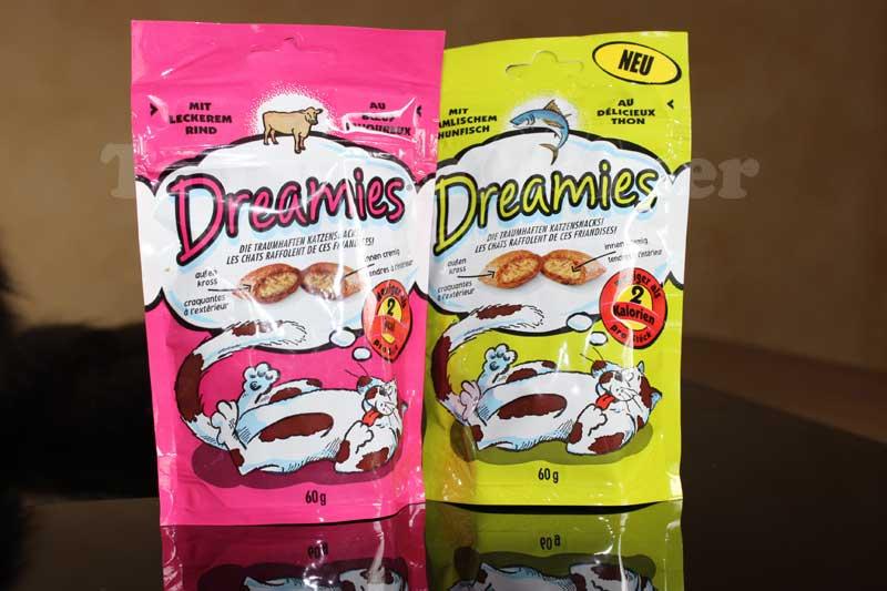 Dreamies Katzensnack