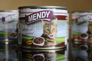 Mendy Katzennassfutter