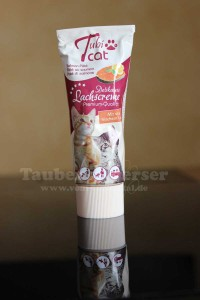 Tubi Cat - Lachscreme
