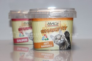 Mac's Shakery - Taubertalperser