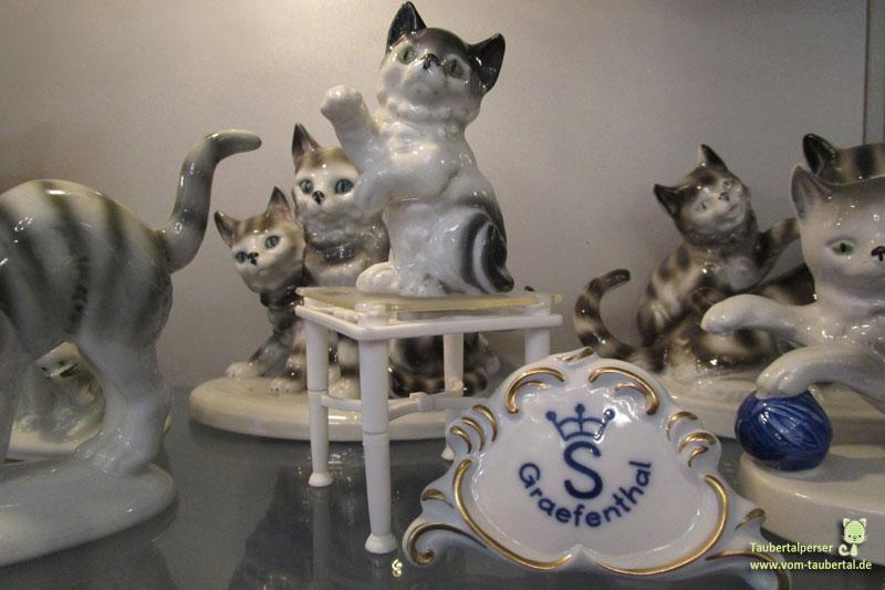 Katzenfigut im Katzenmuseum Berlin