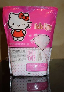Hello Kitty - Taubertalperser