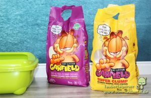 Garfield-Katzenstreu
