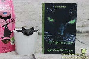 Katzengöttin - Taubertalperser - Buchvorstellung