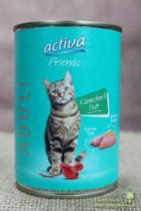 activa friends katzenfuttertest taubertalperser