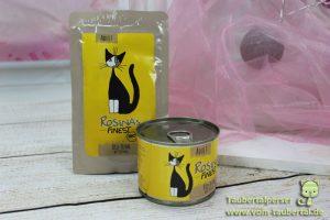 Rosina Finest Katzenfutter Huhn Taubertalperser