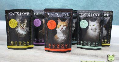 Catslove Katzenfutter Love Taubertalperser Futtertest