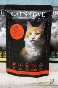 Cat's Love Katzenfutter Taubertalperser
