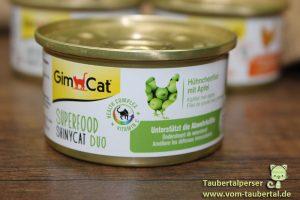 GimCat Superfood Katzenfutter Taubertalperser
