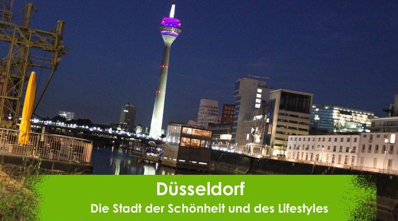 Düsseldorf, Deutschland, Reisen