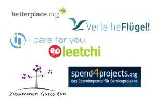 Spenden Crowdfunding