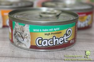 Cachet High Premium Taubertalperser Futtertest