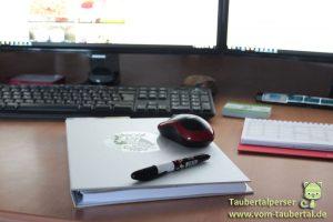 Taubertalperser Büro Heimoffice