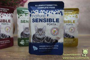 Katzenfutter im Test: Porta21 Nature Sensible - Taubertalperser